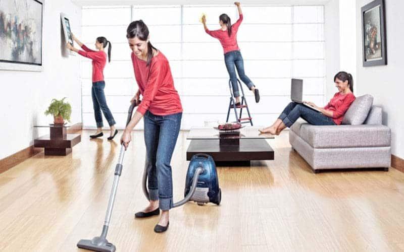 empleados de hogar