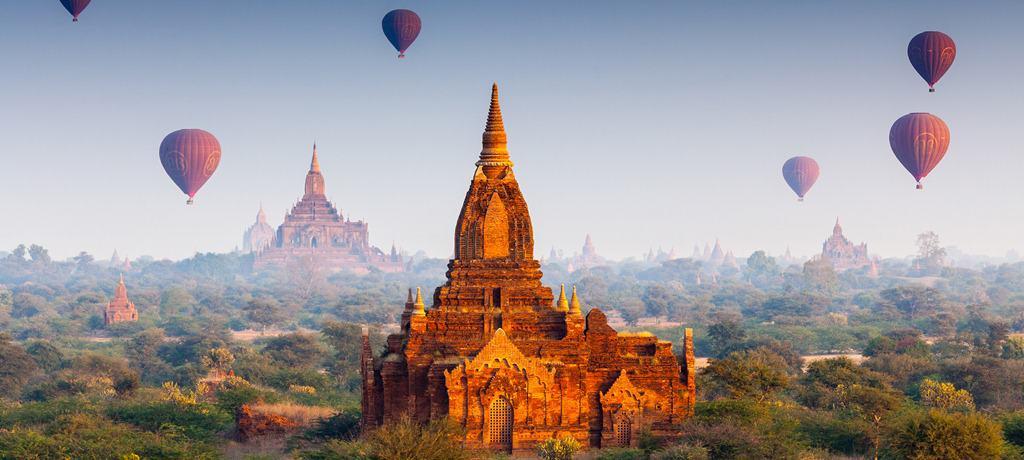 viajes myanmar