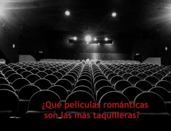 peliculas romanticas mas taquilleras